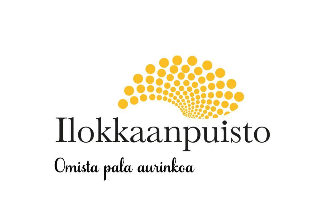 Ilokkaanpuiston logo